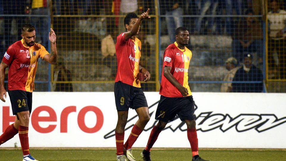 East Bengal F.C.,Mohun Bagan A.C.,I-League