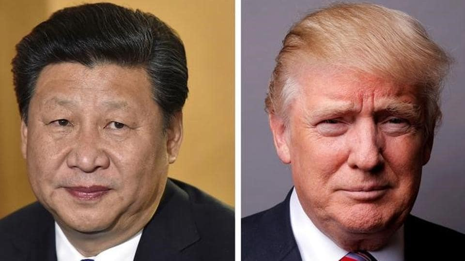 US-China relations,US President Donald Trump,China President Xi Jinping