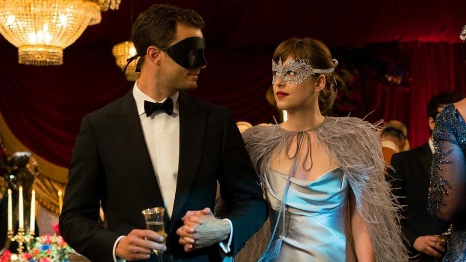 Fifty Shades Darker,Fifty Shades Darker Reviews,Dakota Johnson