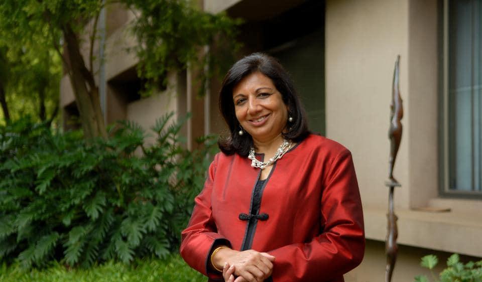 Infosys,Kiran Mazumdar-Shaw,Narayana Murthy