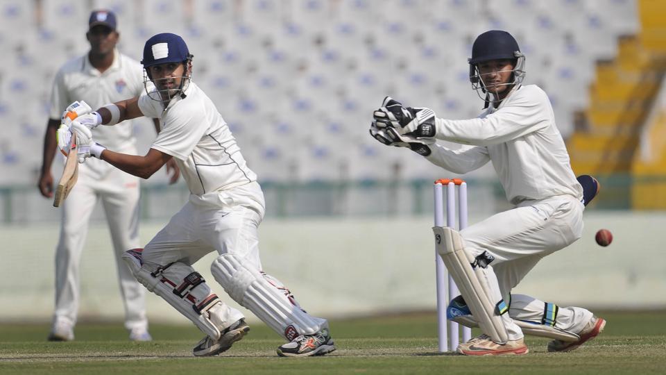 Gautam Gambhir was the long-standing captain of Delhi senior state team