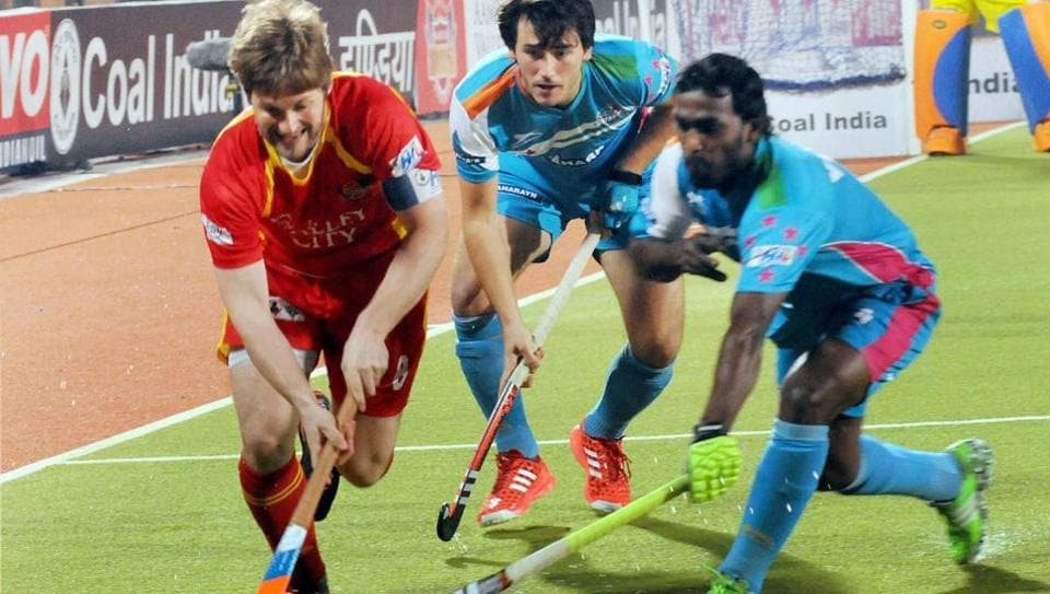 UP Wizards are currently placed sixth in the HIL points table