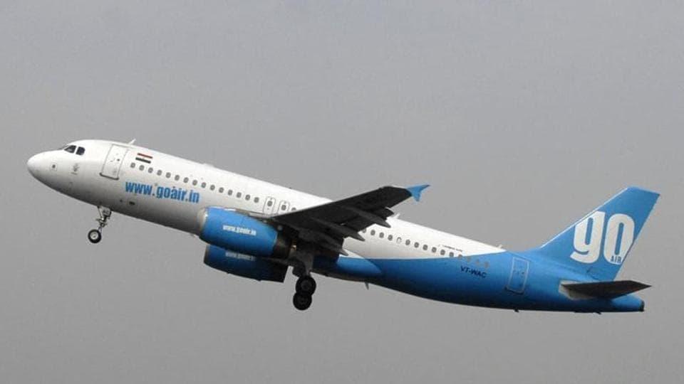 GoAir said its Bengaluru-bound flight made an emergency landing due to a technical glitch.