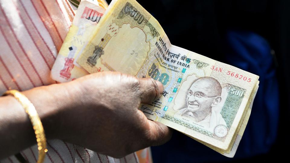 Demonetised currency of Rs 500 and Rs 1,000 having cumulative face value of Rs 41.49 lakh was seized during the police operations on Friday.