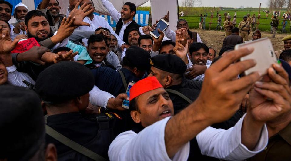 Uttar Pradesh Elections,BIMARU,SP
