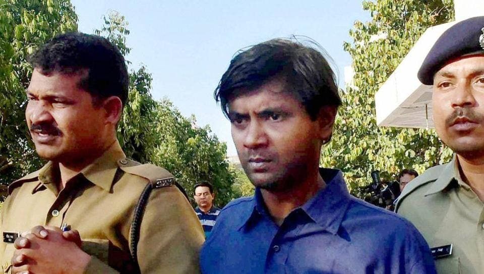 Udyan Das was arrested in Bhopal for allegedly killing his live-in partner and hiding the body at his home by building a marbled platform.