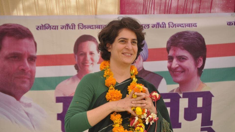 Priyanka Gandhi Vadra will campaign in the Gandhi family bastions of Rae Bareli and Amethi from February 13.