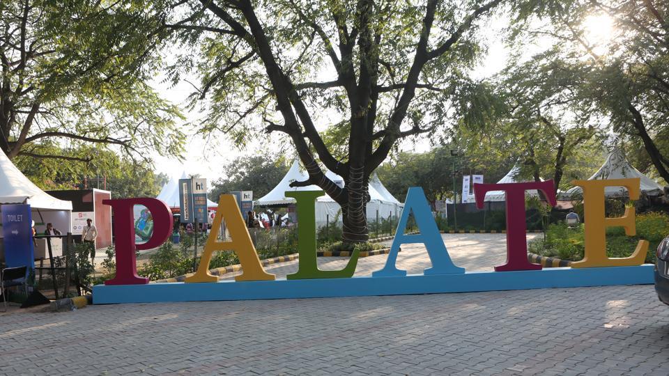 Palate Fest,Imagine Fest,Nehru Park