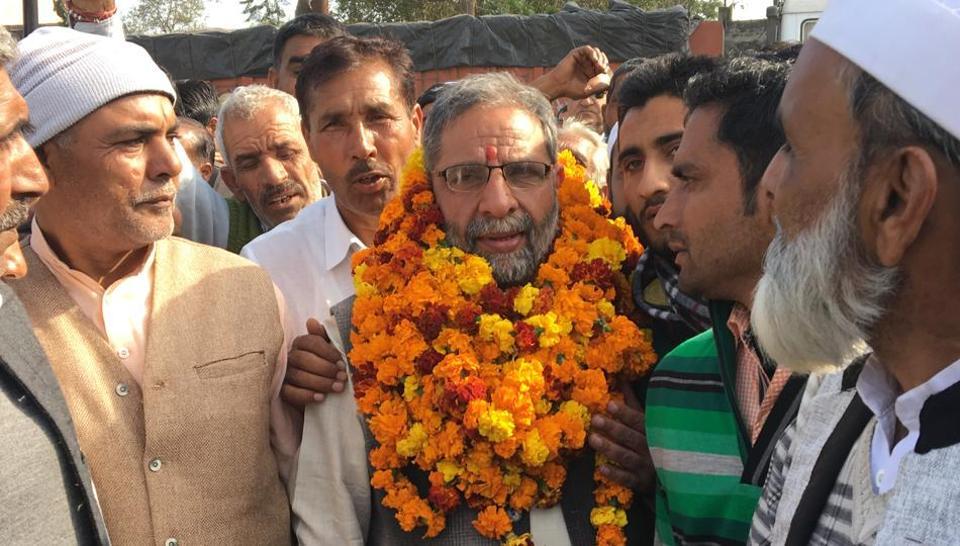 UP election,Shamli,Thanabhawan