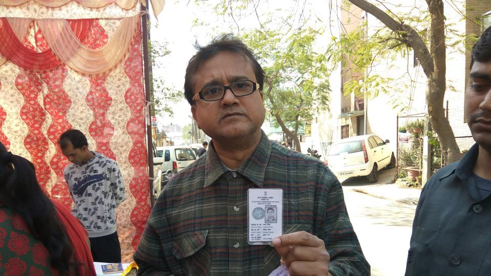 Jayanta Ghosal of Sector 19 said that his name was shifted from his usual polling booth, at the city magistrate office, to Chotpur in Sector 63.