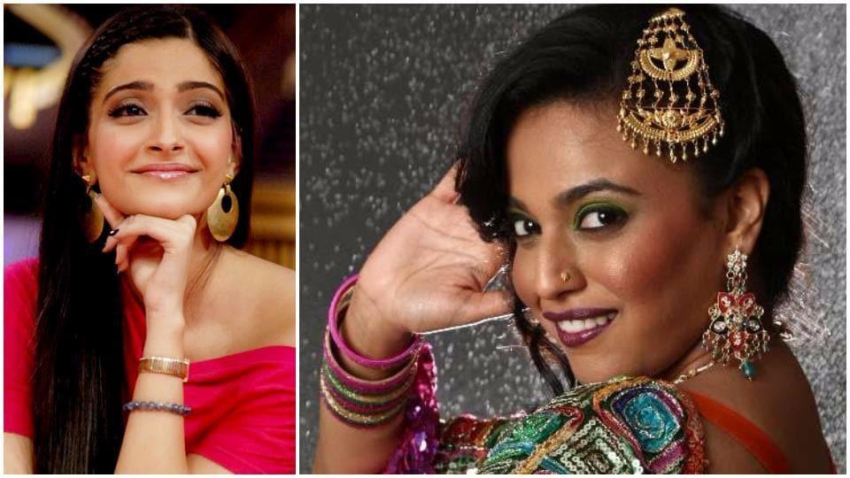 Sonam Kapoor,Sonam Kapoor Swara Bhaskar,Swara Bhaskar