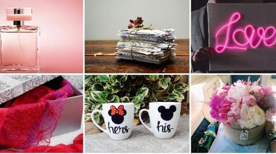 If you're looking for some amazing last-minute presents that every girl aspires to have, we found them. Here goes our top Valentine's gift ideas. Your lady love will adore these! (All photos:Tumblr/ Pinterest)