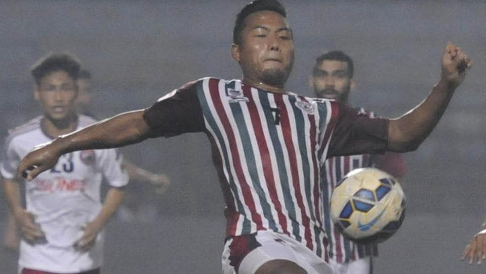 Jeje Lalpekhlua had come close to scoring in a East Bengal-Mohun Bagan derby when he stepped up to take a penalty in Siliguri last April. But he missed and Lalpekhlua hasn't taken a penalty since.