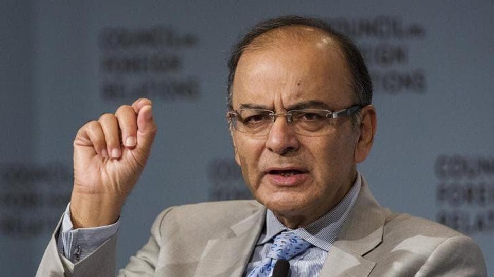 Arun Jaitley on Saturday hoped that the Universal Basic Income (UBI) scheme mooted by the Economic Survey will be implemented over the next one year.