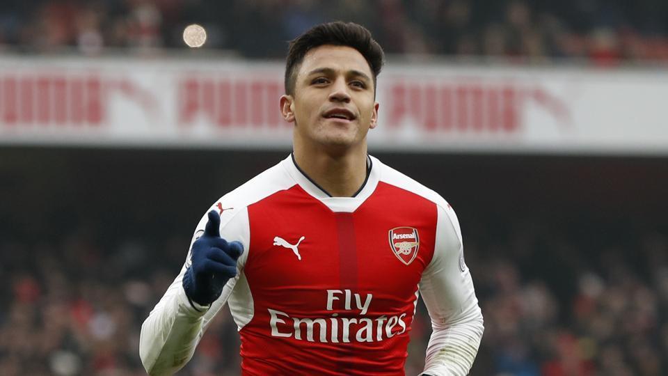 Arsenal Football Club,Hull City A.F.C.,Alexis Sánchez