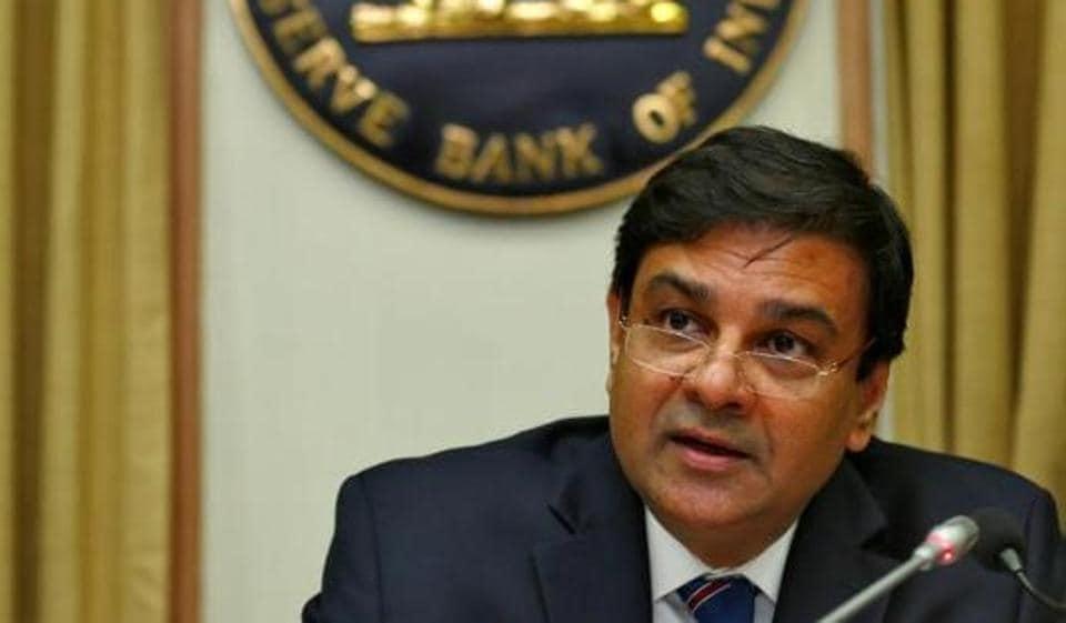 Urjit Patel,RBI,interest rates