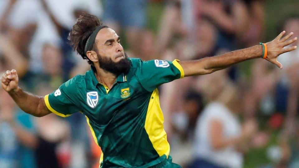 Imran Tahir is already the number-one ranked bowler in the ICC Player Rankings for T20I bowlers and had started the ODI series vs Sri Lanka in third place.