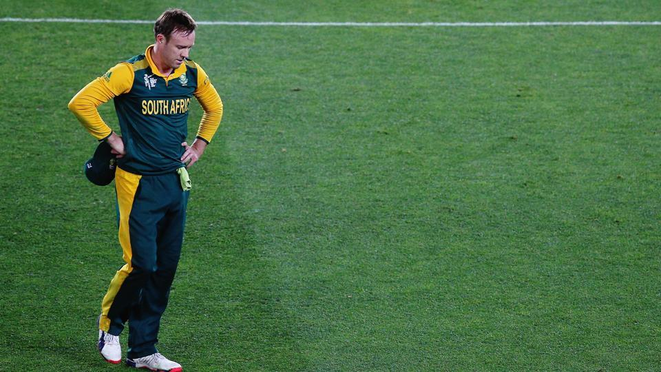 AB de Villiers will be hoping to take revenge on New Zealand for the semi-final loss in the 2015 World Cup encounter in Eden Park.