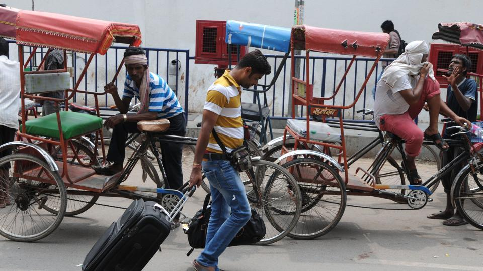 All rickshaw pullers, above 21 years, registered with the North Corporation would be insured under Pradhan Mantri Suraksha Bima Yojna.