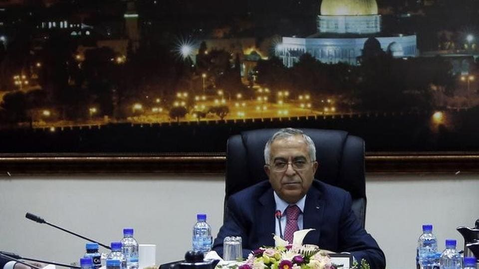 Salam Fayyad served as the Palestinian  prime minister from 2007-2013.