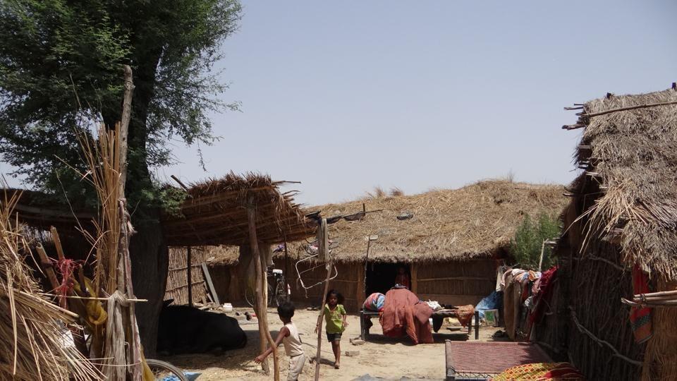 Slum-free