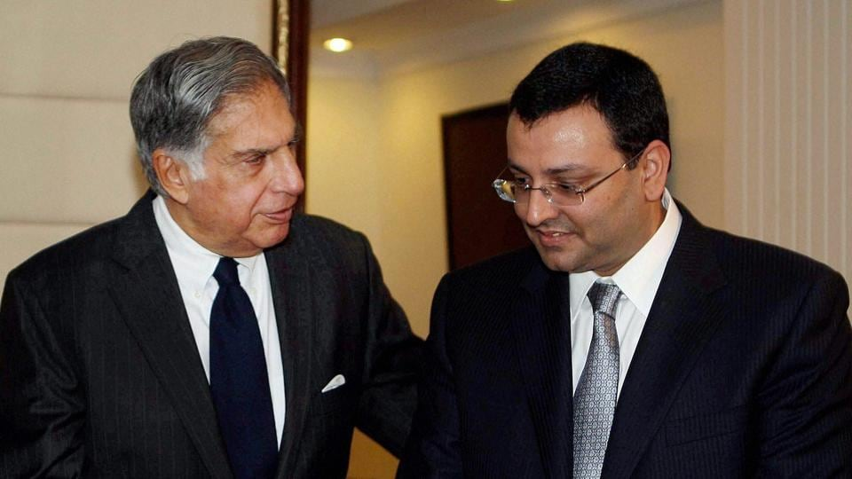 Ratan Tata with Cyrus Mistry in happier times. Events of the past three months have raised questions not just about Mistry's firing but also about his hiring.