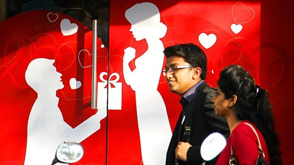 Love,Archies showroom,St Valentine's Day