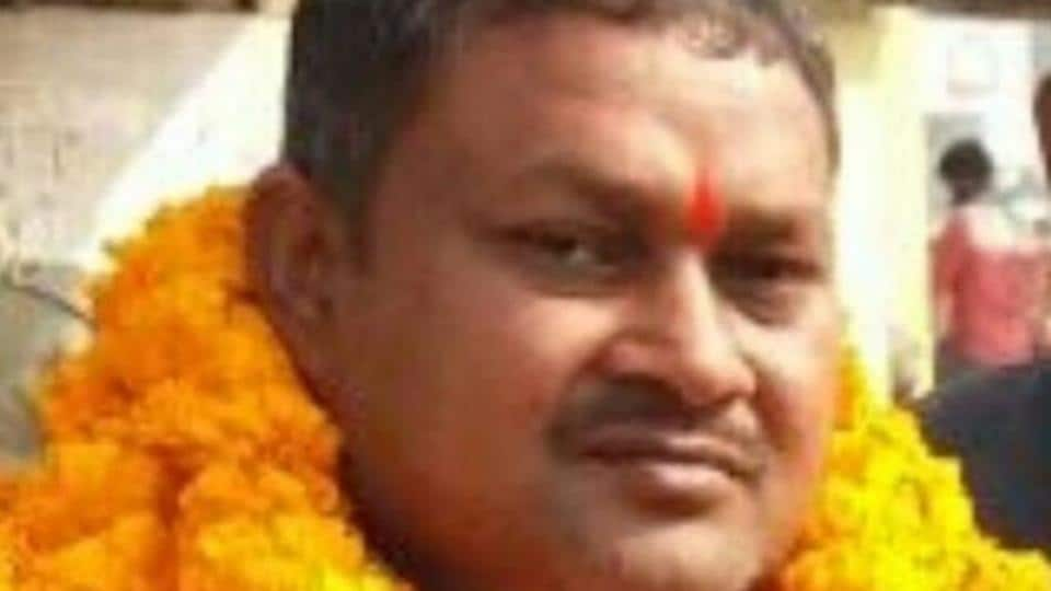 Chandrashekhar, the SP candidate from Alapur (ST) constituency, died on Sunday.