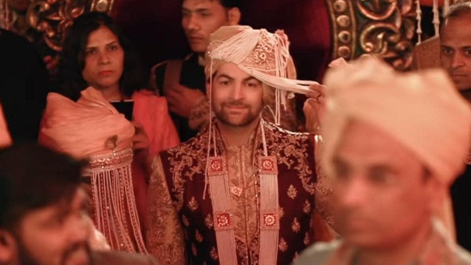 Neil Nitin Mukesh married Rukmini Sahay on February 9, 2017.