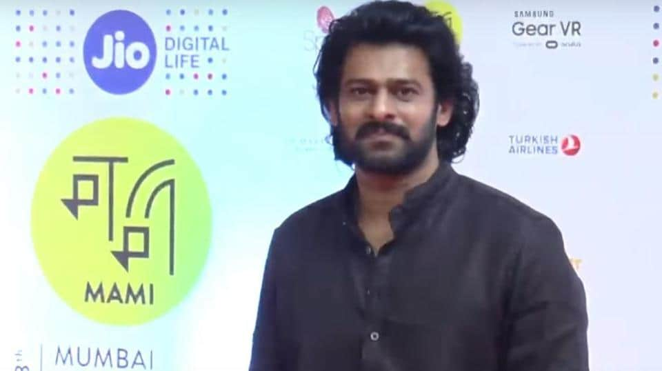 Prabhas' next will be with director Sujeeth.