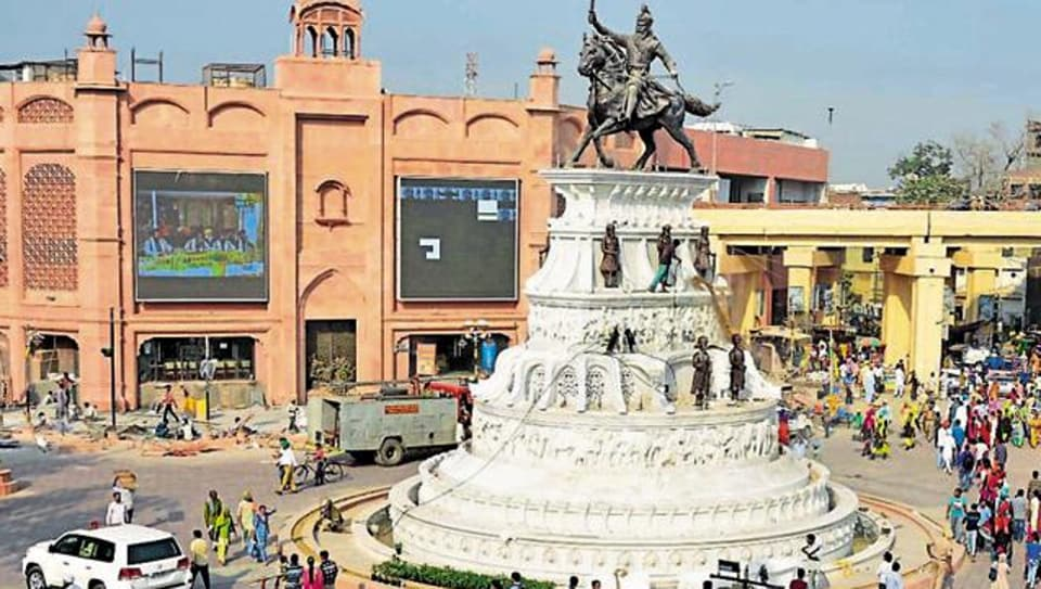 Heritage project,Amritsar,facelift