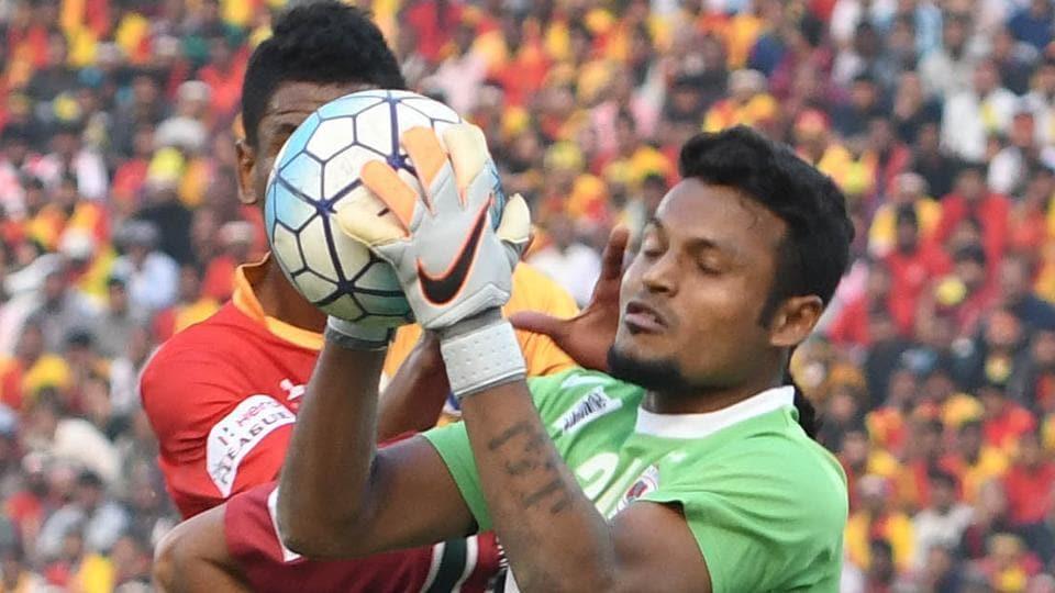Mohun Bagan AC,East Bengal FC,Bagan vs EB
