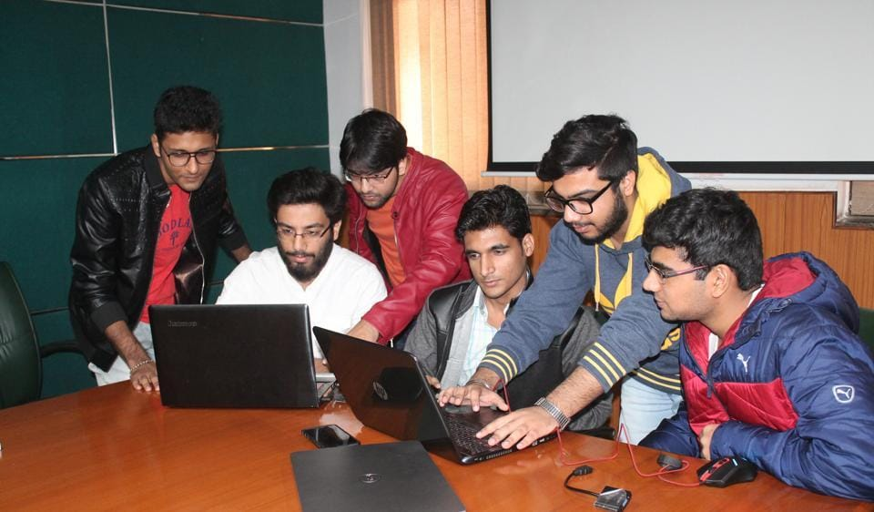 The Gurgaon police have been working in tandem with a group of ethical hackers to solve cyber crimes.