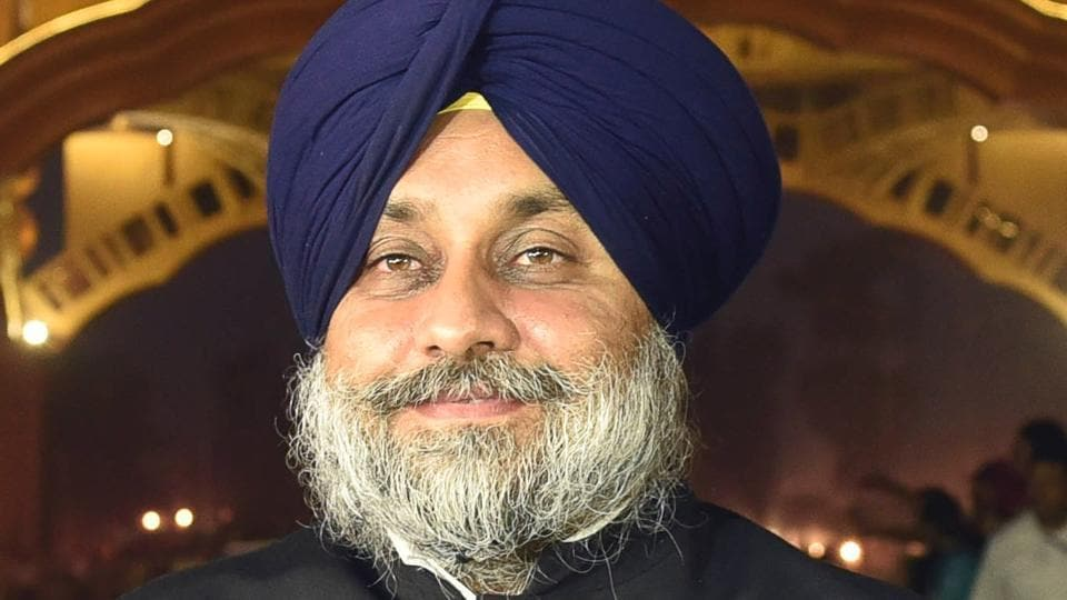 Deputy chief minister and SAD president Sukhbir Singh Badal chaired the meeting in the absence of party patriarch and chief minister Parkash Singh Badal, who is on a week-long visit to US for a medical check-up.