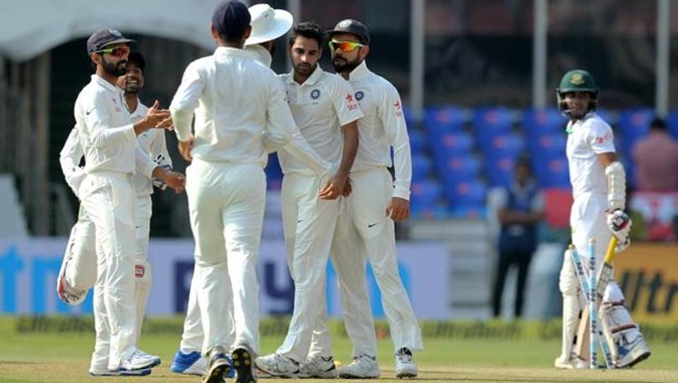 Live streaming of one-off Test between India vs Bangladesh in Hyderabad will be available online on Monday.