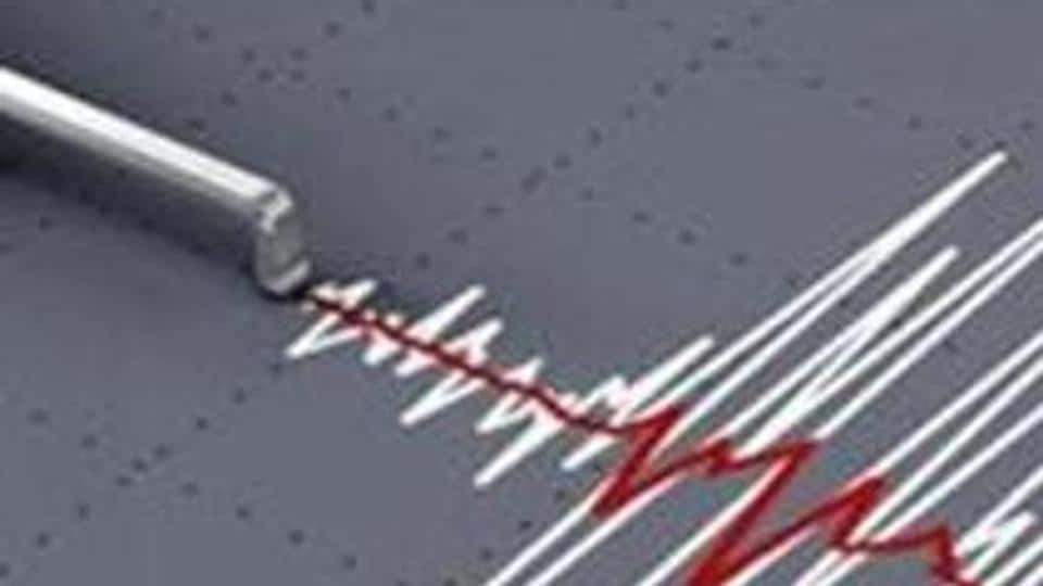 The earthquake occurred at 9:35am and its epicentre was at East Garo Hills in Meghalaya.