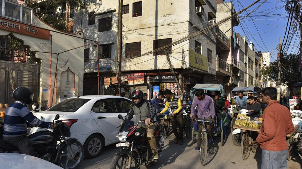 East Azad Nagar was authorised four years but the area still has poor civic amenities.