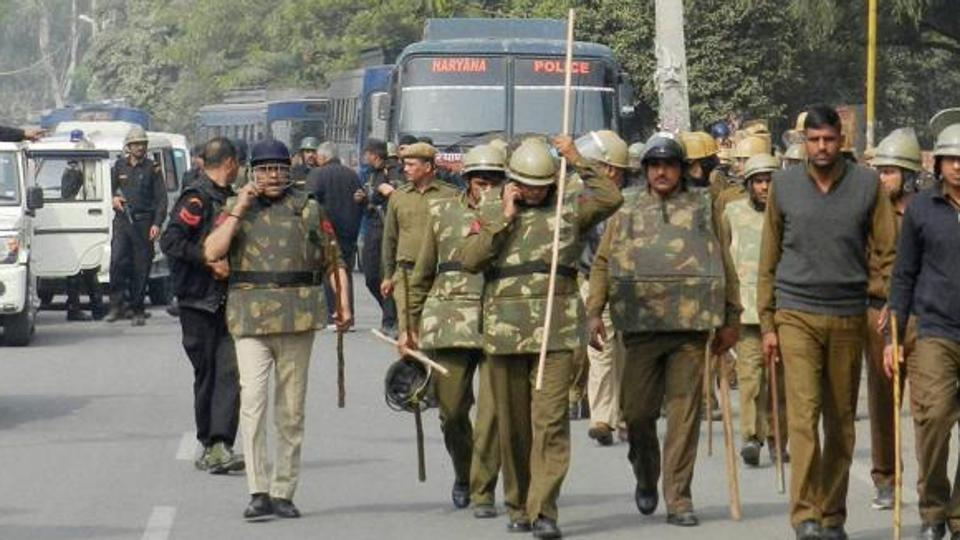 Police said that teams had been formed to arrest the accused and raids were on in different locations.