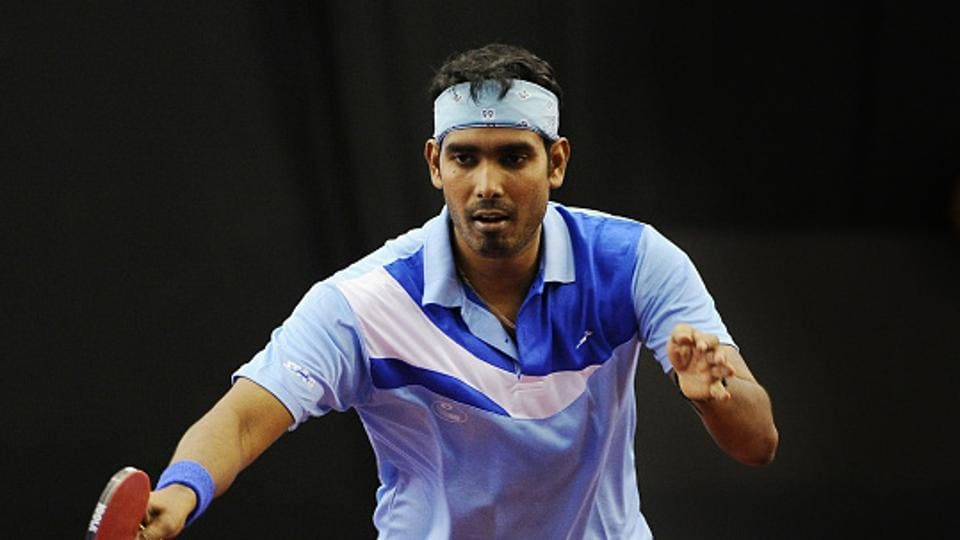 Achanta Sharath Kamal will be India's top-ranked player at the 2017 International Table Tennis Federation (ITTF) World Tour leg 2 event starting at Thyagaraj Sports Complex in New Delhi from Tuesday.