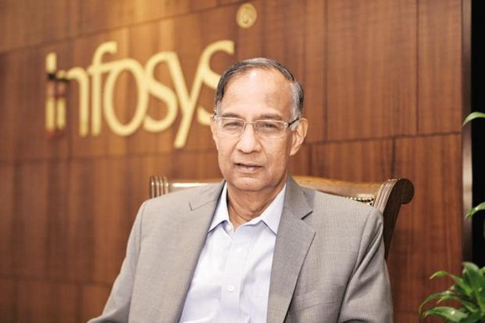 "Infy chairman defends CEO salary, dismiss ""conflict of interest"" with founders"