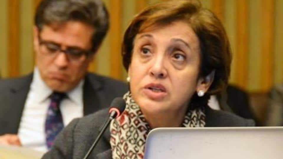 Pakistan ambassador and permanent representative to the United Nations in Geneva, Tehmina Janjua will replace Aizaz Ahmad Chaudhry as the foreign secretary.