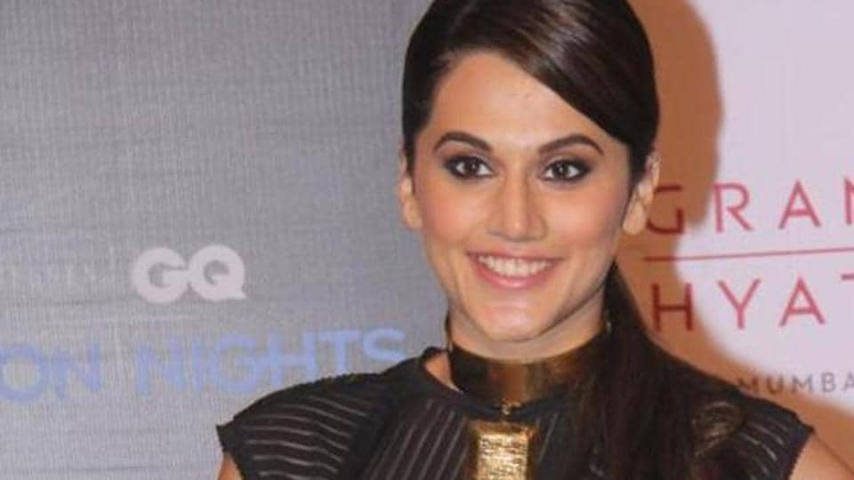 Last year's Pink gave Taapsee Pannu a new identity in Bollywood.