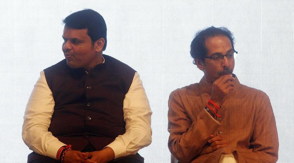 If Sena quits, the BJP government will then fall short of 24 seats, as it need 145 seats to prove majority in the 288-member assembly.