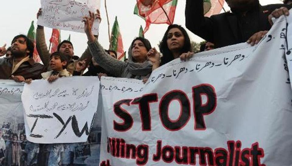 Samaa TV crew shot dead,Pakistan,Karachi