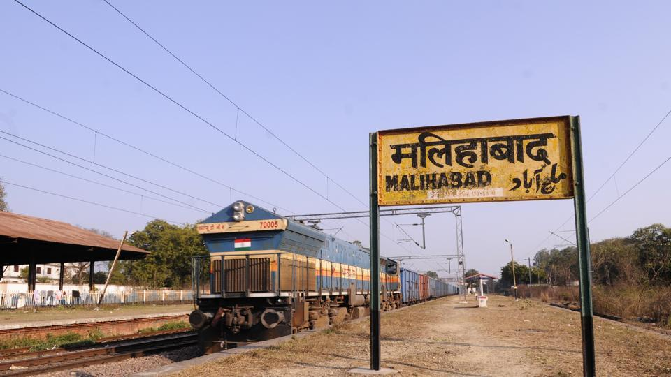 A train halt in Malihabad will be a big help for mango growers.