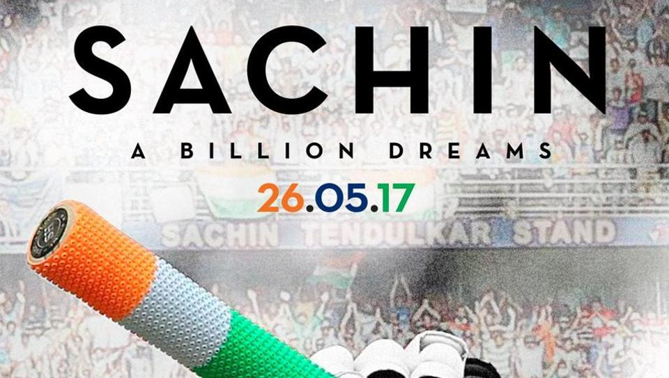 Sachin Tendulkar's Biopic 'Sachin-A Billion Dreams' Film Releases on 26th May