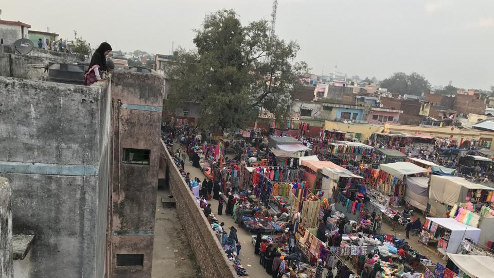 In Kanshi Ram colony in Bijnor city, a constituency that is 40% Muslim and 20% Dalit, Mayawati and Akhilesh have offered their own brand of development.