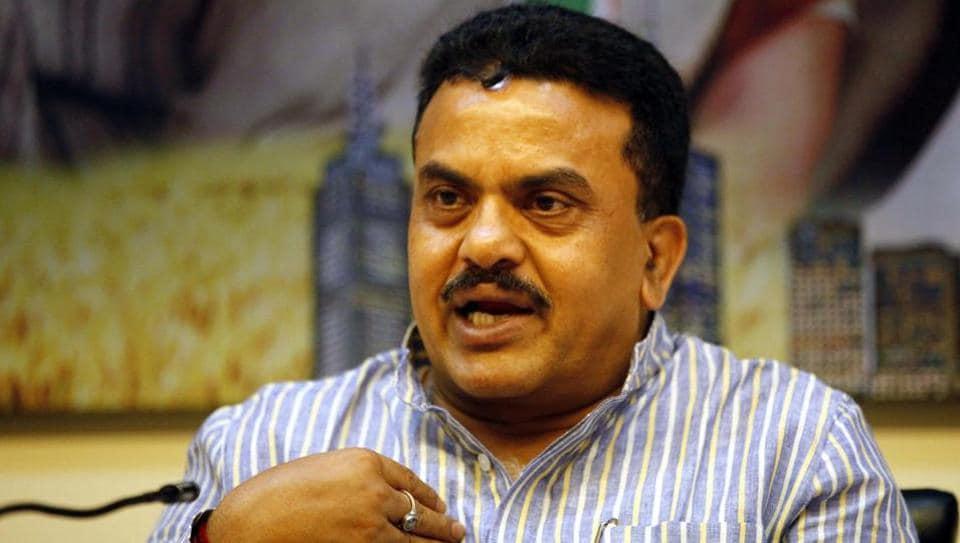 Mumbai Congress chief Sanjay Nirupam