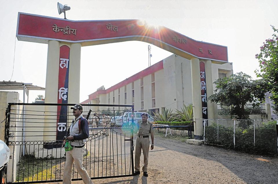 Madhya Pradesh,jail break,security