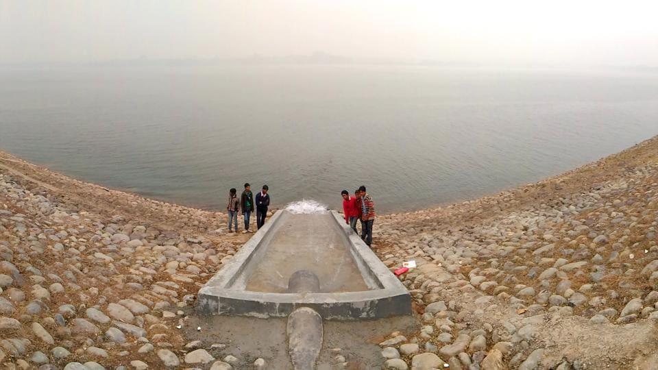 Sukhna Lake,7 tube wells,water